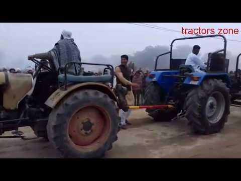 Sonalika 750 vs eicher tractor