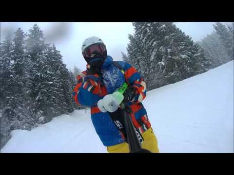 Austria January 2017 Ski Trip (Zauchensee, Altenmarkt, Wargrain, Schladming, Kleinol & Flachauwinkl)