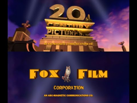 The New 20th Century Pictures/Fox Film Logo (2020)