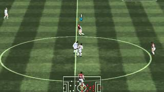 lets play pes 2003 part 1 second half