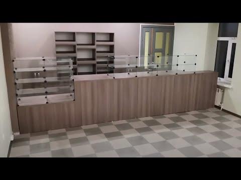 Делаем мебель. Производство торгового оборудования.
