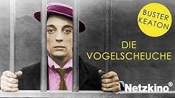 Buster Keaton - Die Vogelscheuche (Klassiker in voller Länge, Komödie auf Deutsch, Stummfilm)