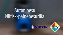 RTV Nilfisk Autonpesu