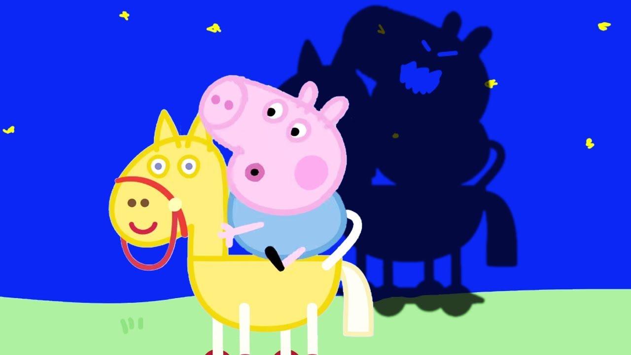 Peppa Pig Francais   La Panne De Courant - Halloween ...