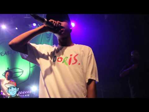 Earl Sweatshirt - DROP - London, KOKO, 21st Aug 2013- (R&R) (Earlwolf)
