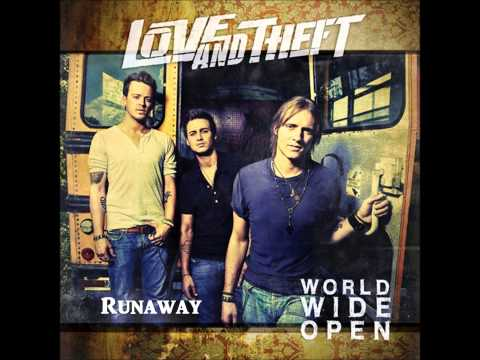Runaway by Love And Theft (Album Cover) (HD)
