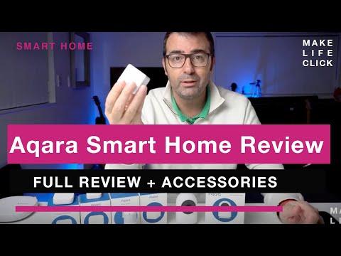 Aqara Smart Home Hub Review (G2H Camera)