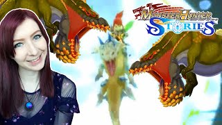 THE SAVAGE PREDATORS! 2 DEVILJHO DEFEATED! - Monster Hunter Stories Walkthrough Gameplay Part 29