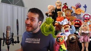 12 Muppets Impressions