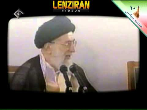 Promotional video of Rohani praise Rafsanjani and shows Khamenei stand in nuclear issue doubtful !
