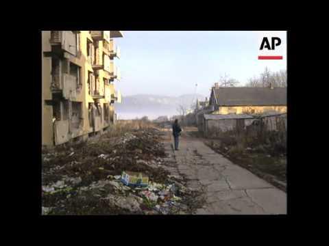 SERBIA: BOR: MILOSEVIC