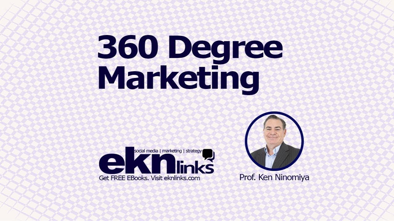 360 Degree Marketing Seminar For Small Business