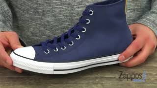Converse Chuck Taylor® All Star® Fashion Leather Hi SKU: 8987979