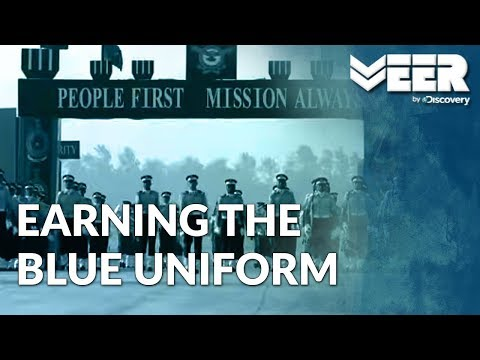 Indian Air Force Academy E4P1 | Earning the Blue Uniform of Air Force | Veer by Discovery