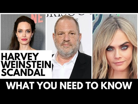 Everything We Know About the Harvey Weinstein Scandal