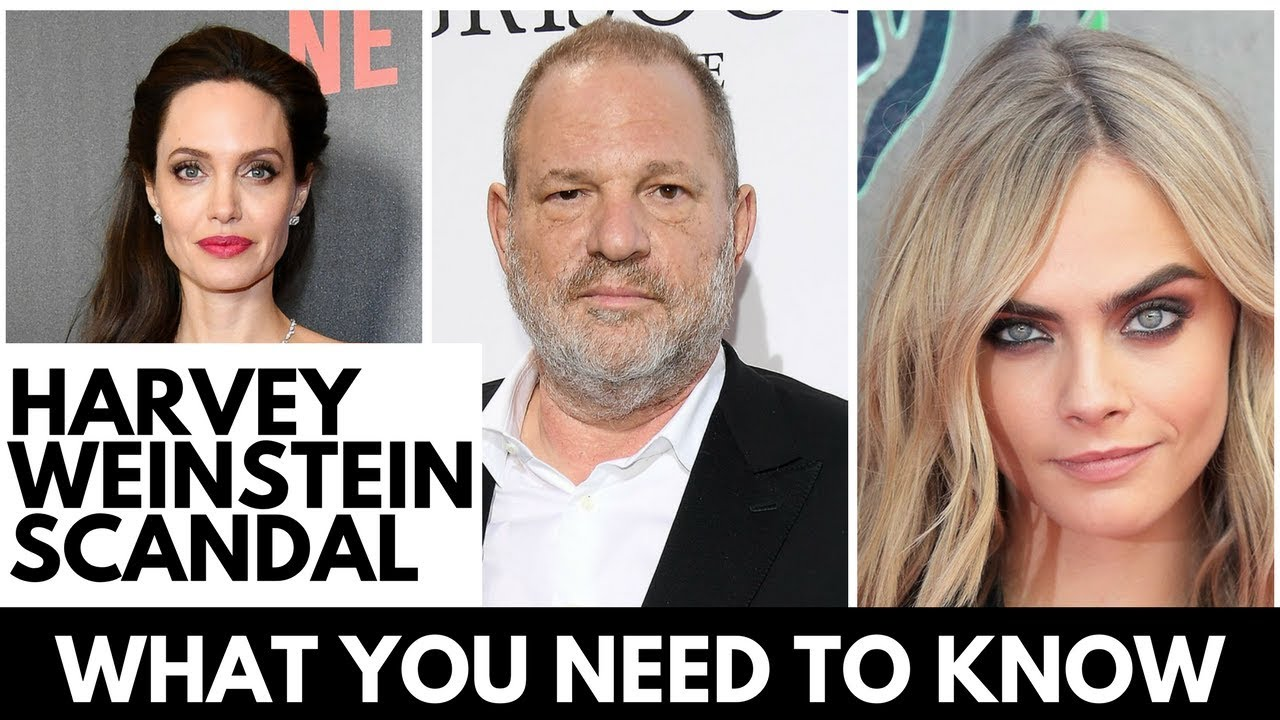 Everything We Know About The Harvey Weinstein Scandal Hollywire Youtube