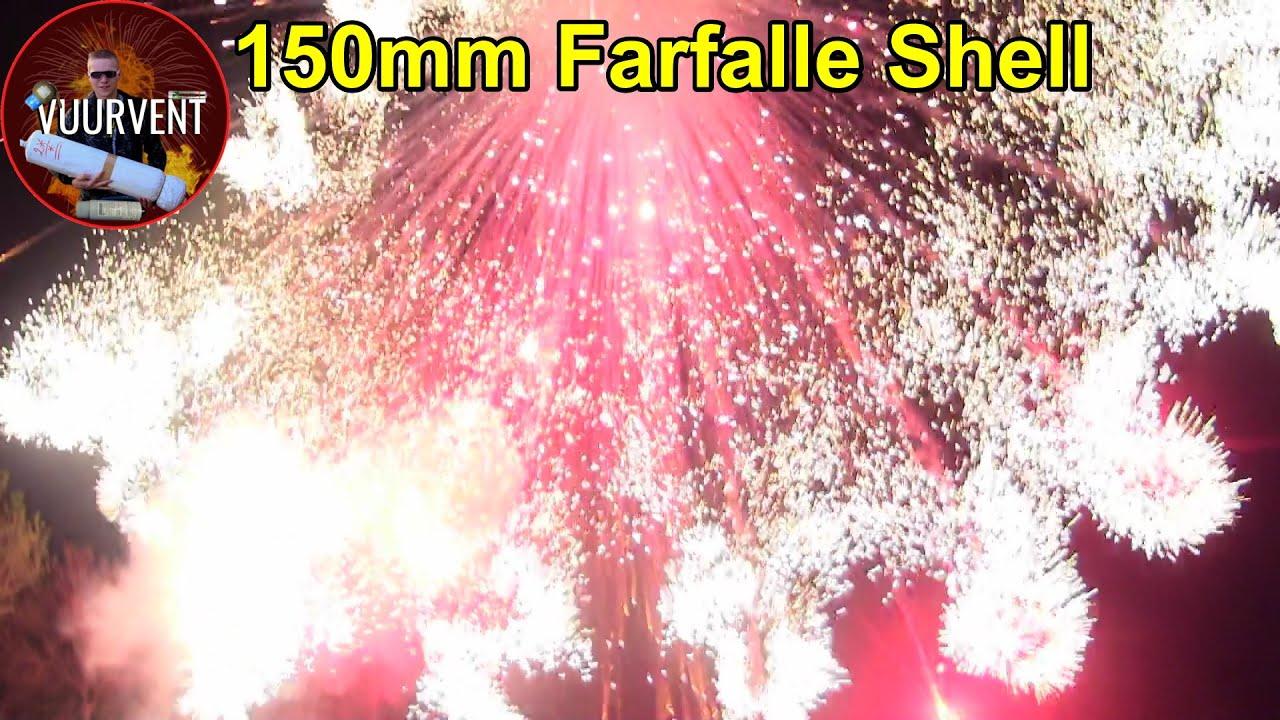 150mm Farfalle Shell - VUURWERK - FIREWORKS
