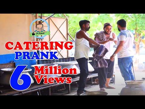 | CATERING PRANK | By Nadir Ali & Sanata In | P4 Pakao | 2017