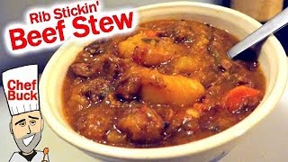 Classic Beef Stew step-by-step Recipe