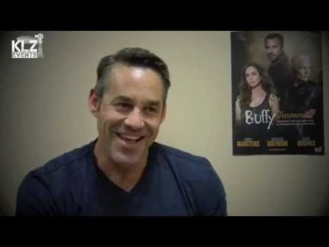 KLZ Interviews - Nicholas Brendon from BuffyFanMeet