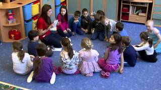 How to teach Kids  | from a Prague kindergarten, part 2 | English for Children