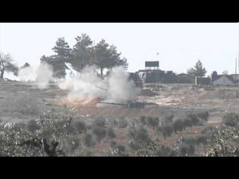 Видеоподборка боев в Сирии на 16.02.2016
