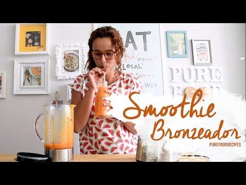 Smoothie Bronzeador - Pure Food Recipes
