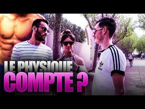 LE PHYSIQUE COMPTE DANS UN COUPLE ? 🤔