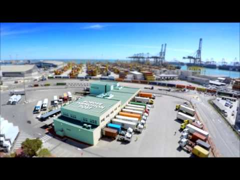 Simplifiying port operations and customs procedures in Valenciaport - MEDNET