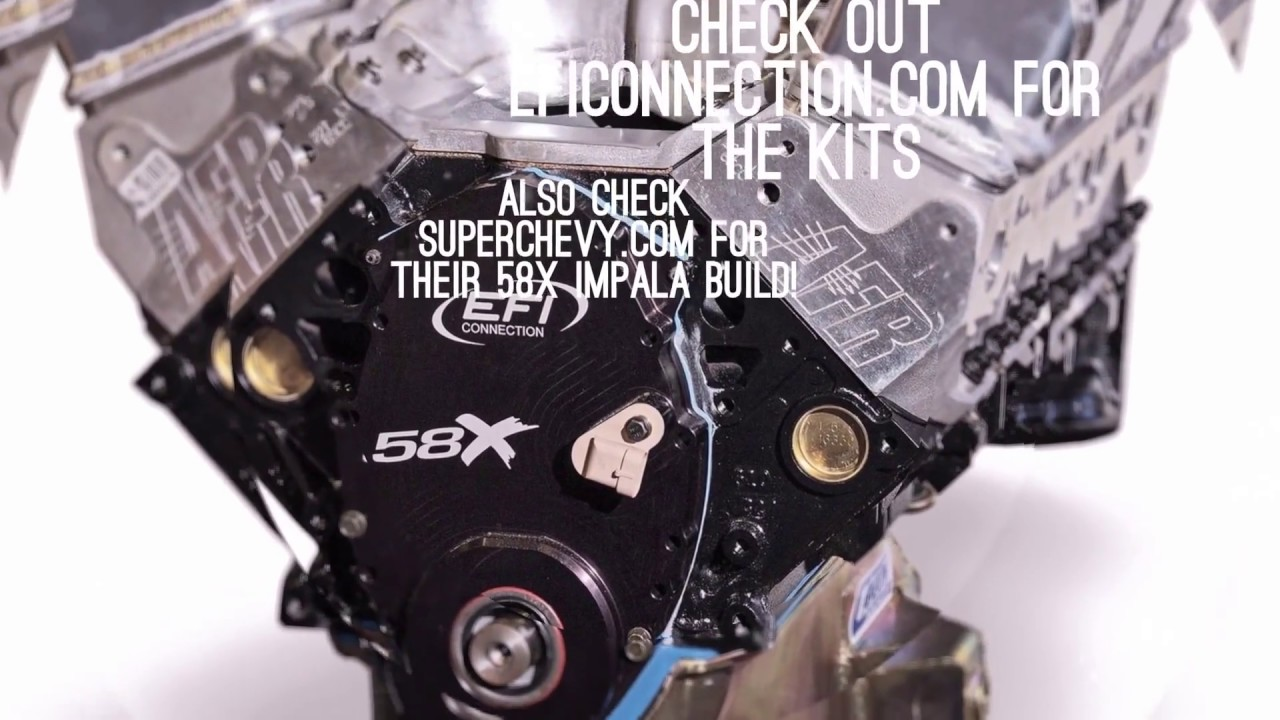 Ditching the Optispark with EFI Connection and Super Chevy