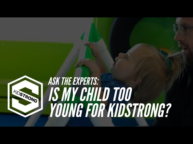 Is My Child Too Young for KidStrong?