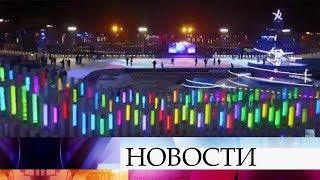 НаКрасной площади ив парках столицы открылись катки