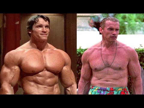 Arnold Schwarzenegger Transformation 2018| From 1 To 70 Years Old