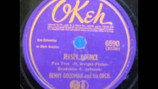 Benny Goodman & His Orch. Jersey Bounce (Okeh 6590, 1942)