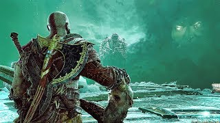 god of war 4 zeus returned to his son in hell ps4 2018 60fps