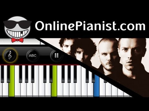 Coldplay - Paradise - Piano Tutorial