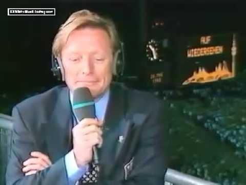 OM - AC Milan (1-0) 26 mai 1993 - Réactions et émission d'après match