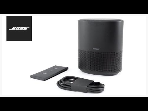 Bose Home Speaker 450 - Unboxing + Setup