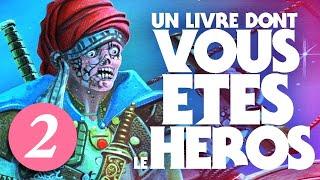 LE CASINO DE SES GRANDS MORTS - Live dont vous êtes le héros - Partie 2