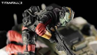 titanfall 2 bt 7274 with pilot jack cooper deluxe box detail video mcfarlane toys