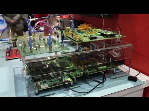 Xilinx demonstrates the Virtex UltraScale+ 58G PAM4 FPGA and 16nm 112G Test  Chip