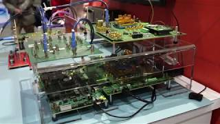 Xilinx demonstrates the Virtex UltraScale+ 58G PAM4 FPGA and