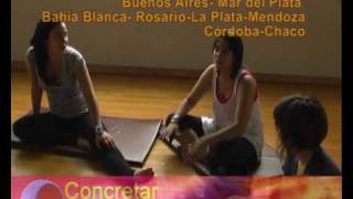 Video DANZAT - Escuela Internacional de Danzaterapia download MP3, 3GP, MP4, WEBM, AVI, FLV Juni 2018
