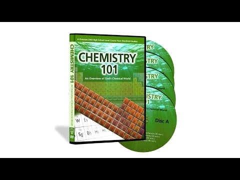Chemistry 101 Introduction