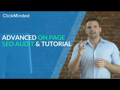 Advanced On Page SEO Tutorial (2018)