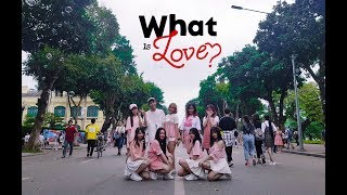 """[KPOP IN PUBLIC CHALLENGE] TWICE (트와이스) - """"What is Love ?"""" Dance Cover @ FGDance from Vietnam"""