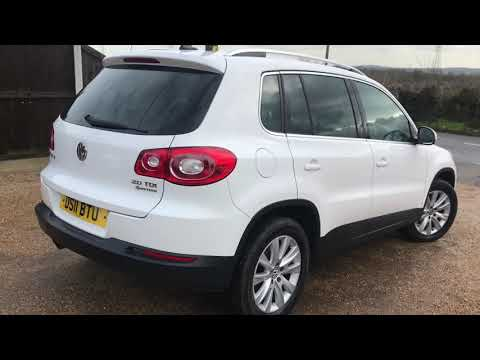 2011 VOLKSWAGEN TIGUAN 2.0 MATCH TDI 4MOTION FOR SALE | CAR REVIEW VLOG