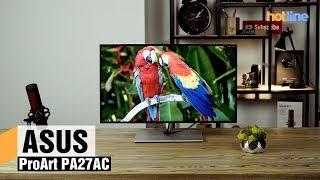 ASUS ProArt PA27AC — обзор профессионального монитора