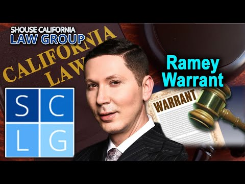 Ramey Warrant? – Can police arrest someone before charges are filed?