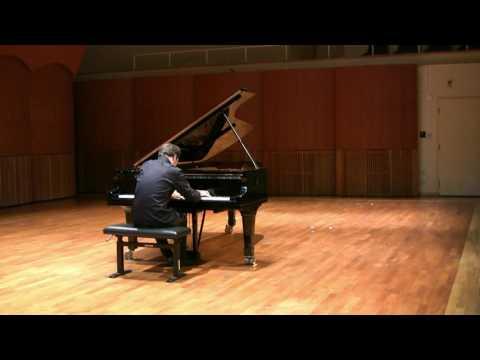 Ljungrenska Competition - Thomas Rudberg